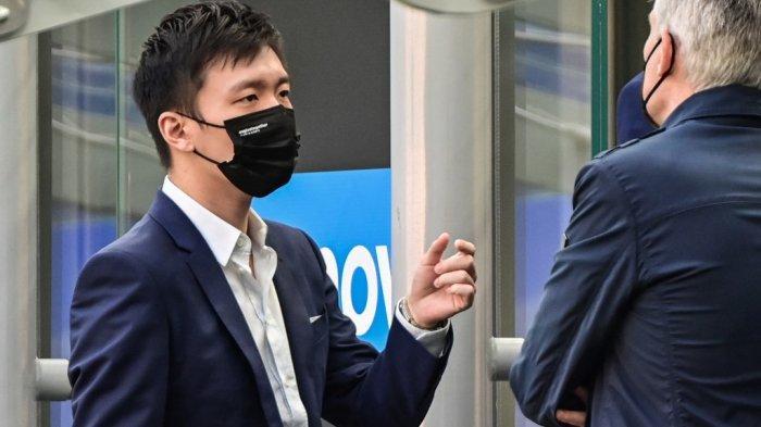 Antonio Conte Hari Ini Akan Bertemu Presiden Inter Milan Steven Zhang, Tinggalkan Liga Italia?