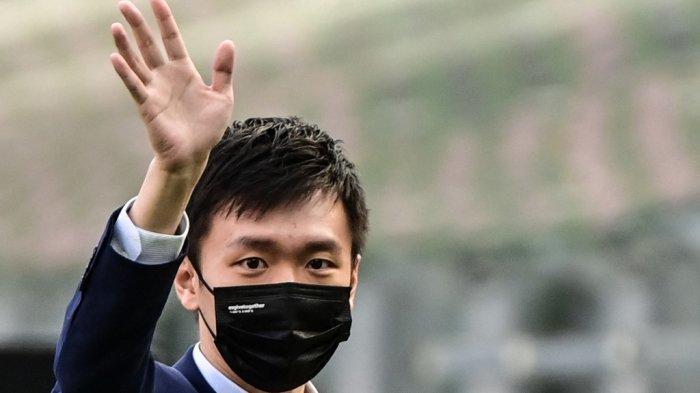 Liga Italia: Padahal Terlilit Utang, Steven Zhang Sebut Inter Milan Perusahaan Terkuat di Eropa