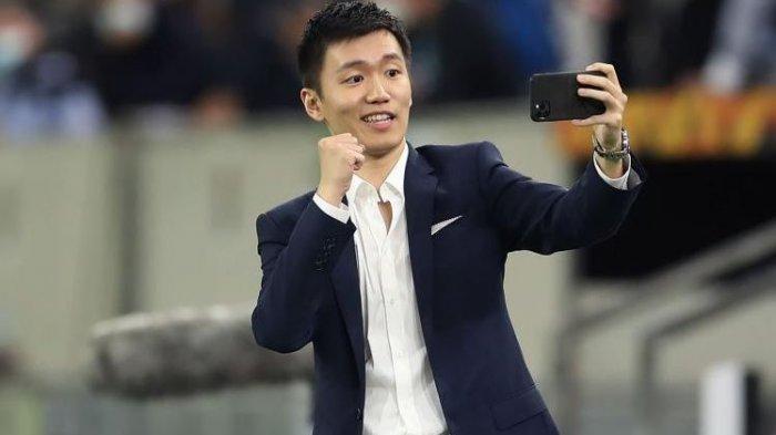 HEBAT! Lewat Inter Milan, Orang China Ini Bikin Rekor di Liga Italia