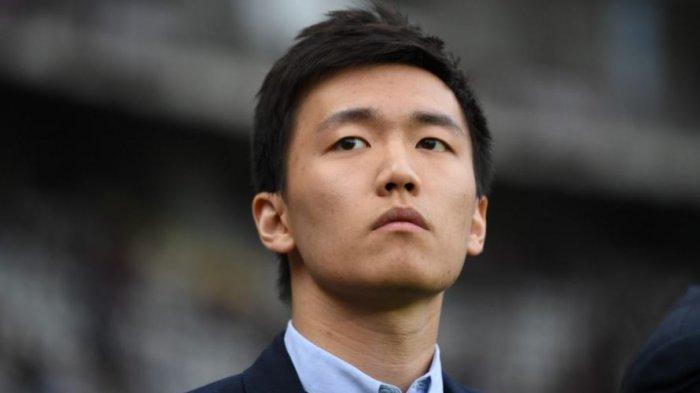 Presiden Inter Milan Steven Zhang_