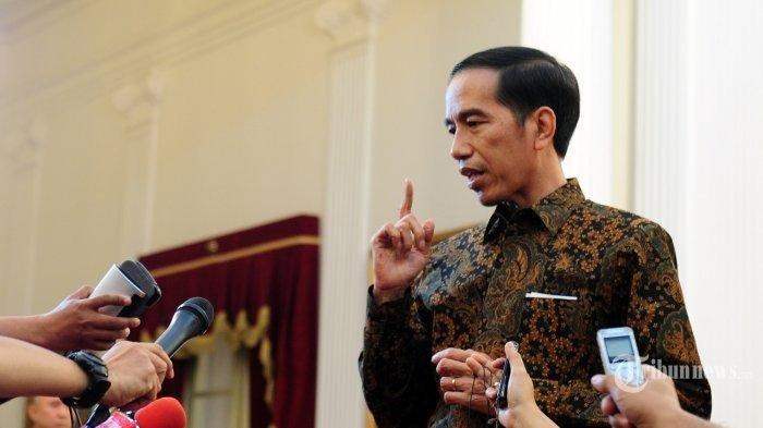 Jokowi Tegaskan Tak Bisa Lakukan Lockdown di Indonesia, 'Belum Menjamin Permasalahan Selesai'