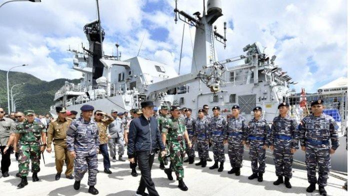 Indonesia Dituding Gelar Latihan Perang Dengan China Usai Tiongkok Ancam Australia Dengan Rudal