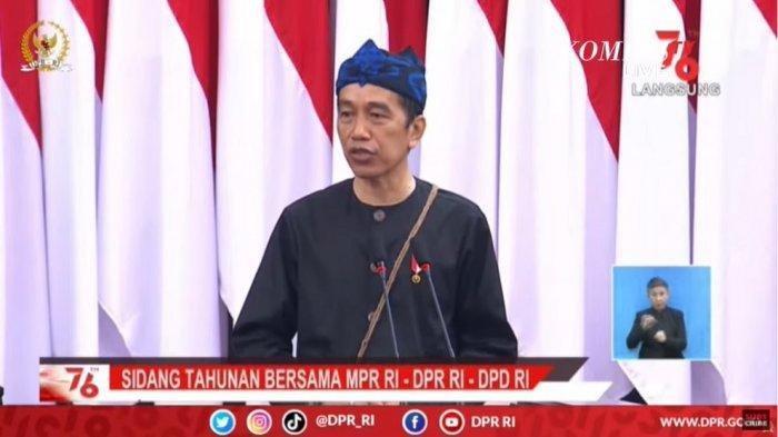 Selain Baju Adat, Isi Pidato Presiden Jokowi Juga Mesti Dicermati: ICW Singgung Soal Korupsi