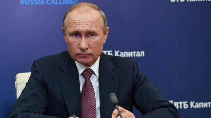 Rusia Tarik Pasukannya Di Perbatasan Usai Putin Diajak Ketemuan Presiden Ukraina