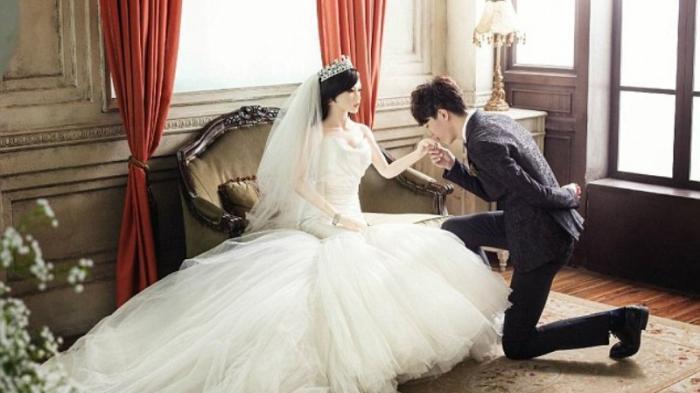 Tamu Undangan Ini Sangat Beruntung, Dinikahi Pengantin Wanita Saat Jadi Tamu Pernikahan, Gegara Ini