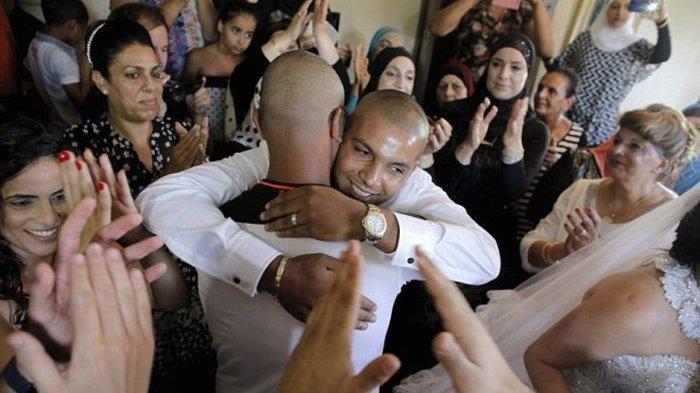 Terlalu Benci Jadi Cinta, Wanita Israel Keturunan Yahudi Menikah Dengan Pria Palestina