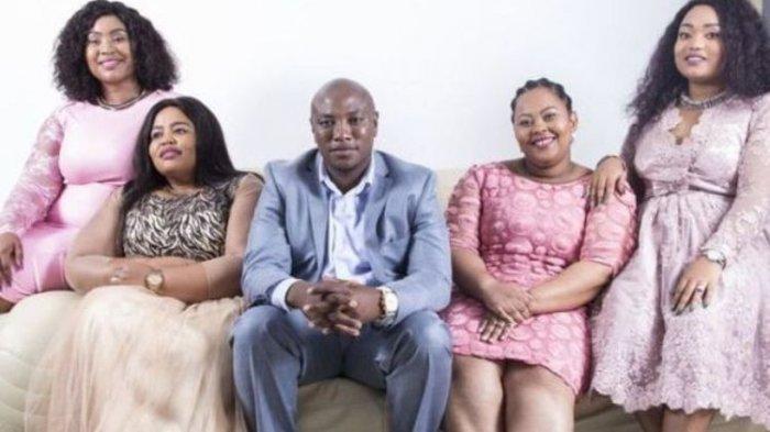 Resep Bikin 4 Istri Akur, Pria Penganut Poligami Ini Larang Istri ke Luar Rumah Pukul 5 Sore