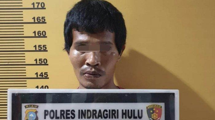 Pria di Inhu Kaget Sepeda Motor Raib,Pelaku Curanmor Ditangkap di Inhil