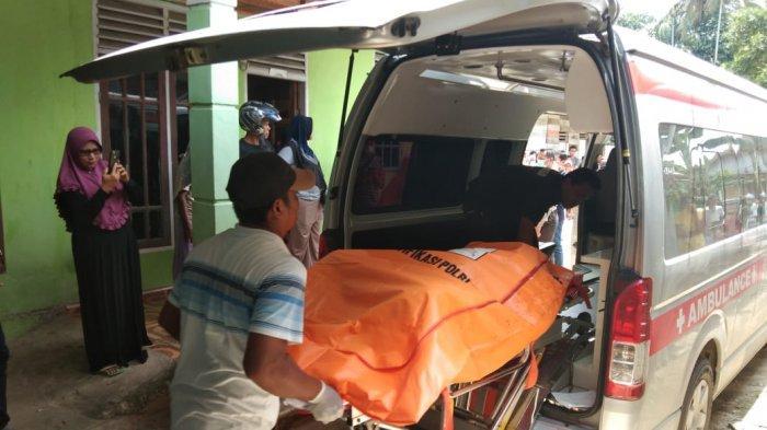 Pria di Pelalawan Riau Ditemukan Membusuk di Kontrakan,Diperkirakan Sudah 3 Hari Meninggal Dunia