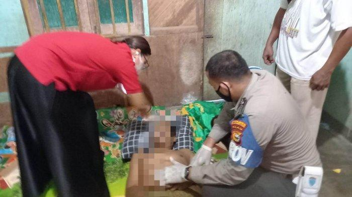 Pria Paruh Baya di Kampar Ditemukan Gantung Diri di Pokok Manggis, Anak Sebut Ayahnya Depresi
