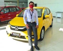 Honda Brio Satya Jadi Produk Favorit di Kelas LCGC, Berapa Harganya di Riau?