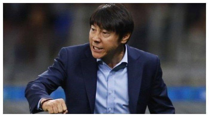 Leg II Playoff Piala Asia, Taiwan vs Indonesia, Awas Garuda bisa Terpeleset, Ini Pesan Shin Tae yong