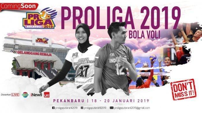 HASIL Final Four Proliga 2019: Kalahkan Palembang Bank Sumsel Babel, Samator Bakal ke Final
