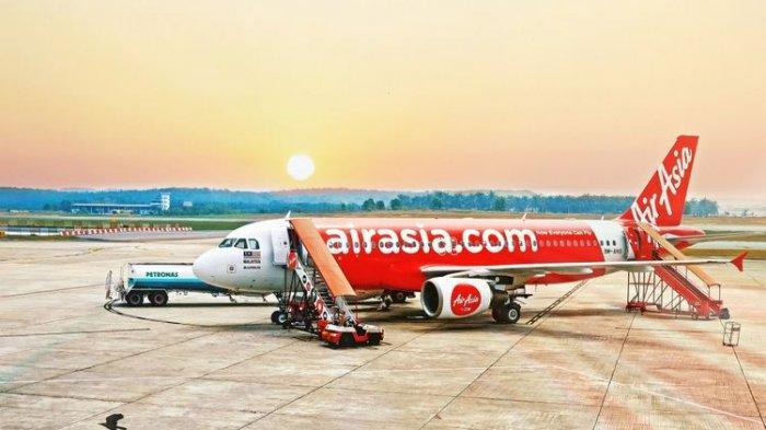 Promo Diskon 30 Persen Tiket Pesawat Air Asia, Penerbangan Domestik dan Luar Negeri