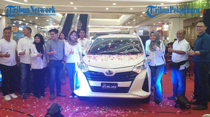 Promo Beli Mobil Toyota Calya Pekan Ini untuk Area Riau, DP Rendah hingga Cicilan Ringan