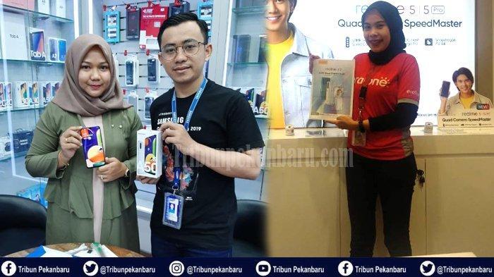 PROMO Beli Smartphone Pekan Ini di Riau, Ada Undian, PO Realme XT 64 MP & Cashback Tukar Ponsel Lama