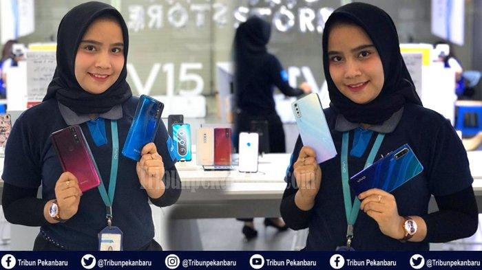 PROMO Beli Smartphone Pekan Ini di Riau, Promo Beli Vivo S1, Vivo V15, Oppo Reno 2F dan Oppo Reno 2