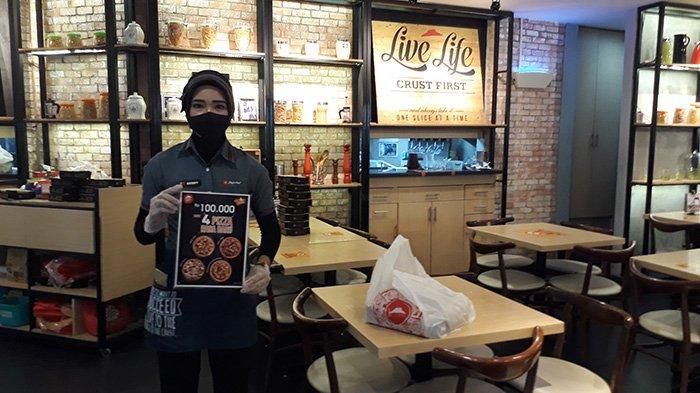 Promo Pizza Hut Mal SKA Pekanbaru, Fun Box Rp 99 Ribu dan Rp 100 Ribu Dapat 4 Pizza Rasa Baru
