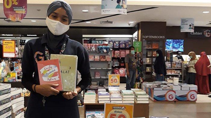 PECINTA Buku Ayo Ramai-ramai Merapat ke Gramedia, Ada Promo Gedebuk Diskon hingga 50 Persen