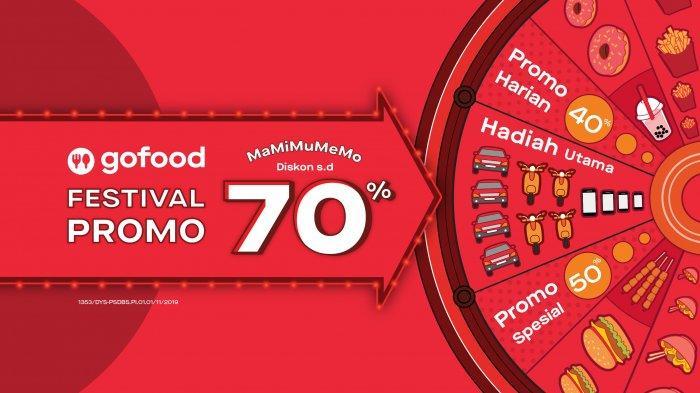 Promo Go Food Hari Ini Bertabur Diskon Yuk Intip Apa Saja Tribun Pekanbaru