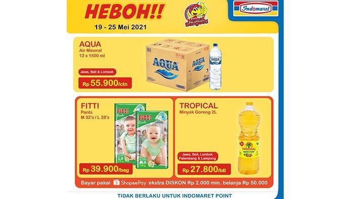 Katalog Promo JSM Indomaret Akhir Pekan Ini, Promo Belanja Heboh Aneka Produk, Promo Super Hemat