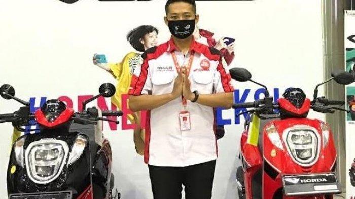 Konsumen Honda Berkesempatan dapat Potongan Voucher Rp 1,1 Juta
