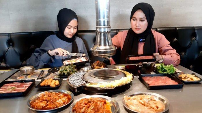 PROMO Imlek di Magal Barbeque Korean Living World Pekanbaru hingga 28 Februari, Segini Harganya