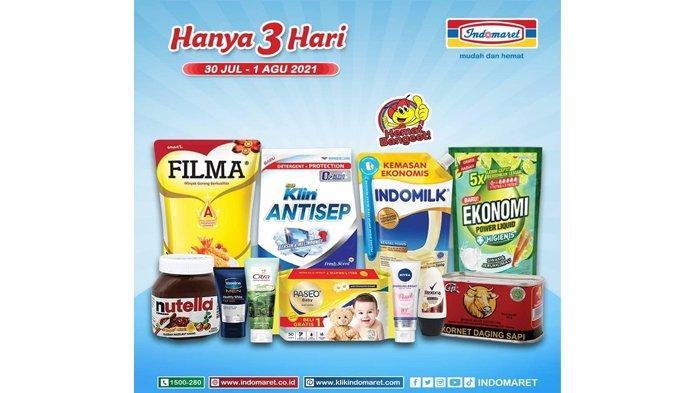 Promo Indomaret Hanya 3 Hari