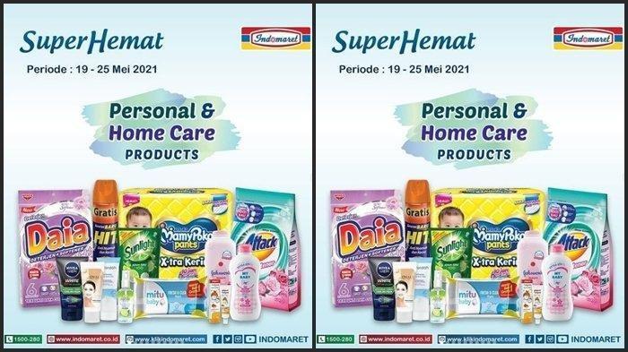 Promo Indomaret Hari Ini 19 Mei 2011, Promo Super Hemat Popok hingga Susu Murah