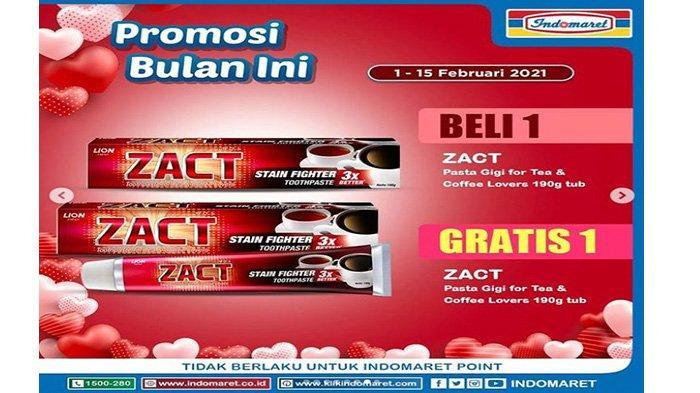 Promo Indomaret Zact.