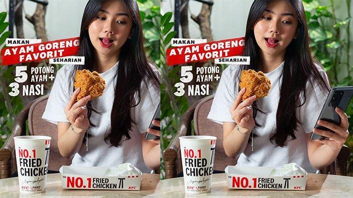 Promo KFC Hari Ini, 10 Potong Ayam Goreng Mulai Rp 90.000, Bisa Makan Ramai-ramai!