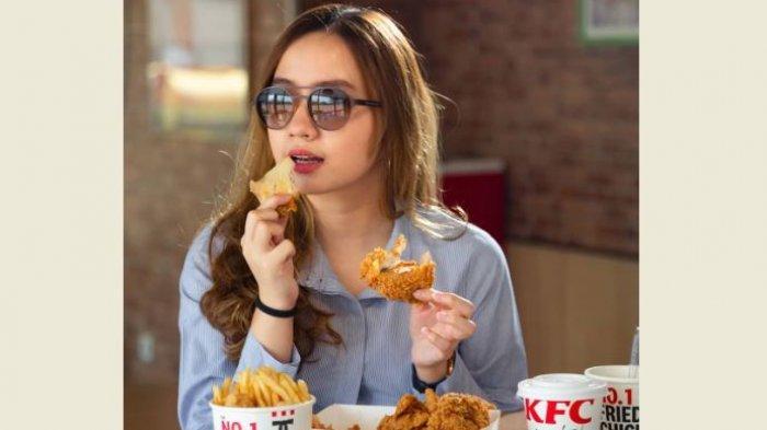Promo KFC Hari Ini 13 Maret 2021, 5 Potong Ayam KFC dan 3 Nasi, Mulai dari Rp 68.182