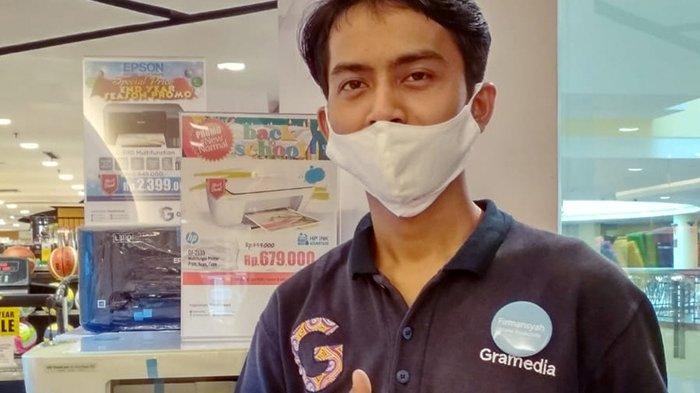 TURUN Harga,Buruan Beli Printer di Gramedia Mal SKA Pekanbaru