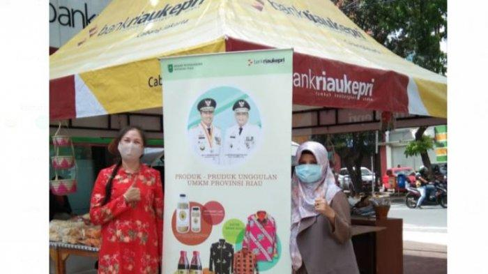 Didukung BRK Cabang Jakarta, Kantor Badang Penghubung Gelar Promosi UMKM Riau di Ibukota