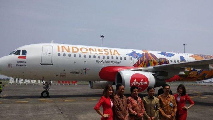 Buruan, AirAsia Buka Promo Diskon 20 Persen untuk Semua Rute Penerbangan, Ini Caranya!