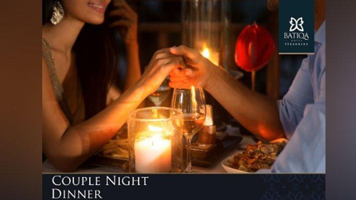 Valentine Day BATIQA Hotel Pekanbaru Hadirkan Couple Night Dinner