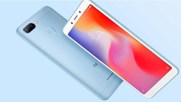 Xiaomi Diskon Harga Redmi 6 dan Redmi S2, Ada Potongan Harga Rp 400 Ribu