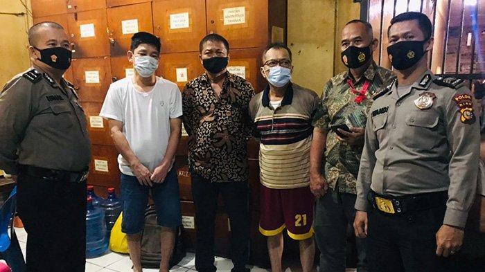 Oknum Kompol Kurir Pembawa 16 Kg Sabu di Pekanbaru Dituntut Penjara Seumur Hidup