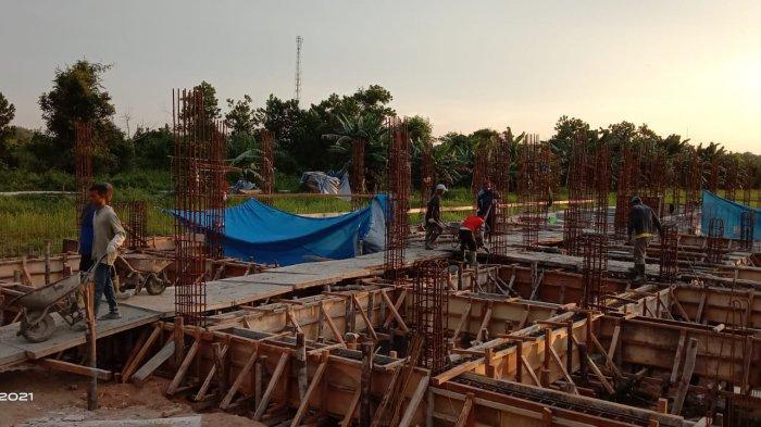 Sedot Rp 5,69 miliar, Anggota DPRD Pelalawan Soroti Proyek Puskesmas Rawat Inap, Dinilai Lamban
