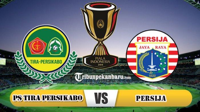 Streaming Babak Kedua Persikabo vsPersija Jakarta: Hasil Sementara Macan Kemayoran Unggul
