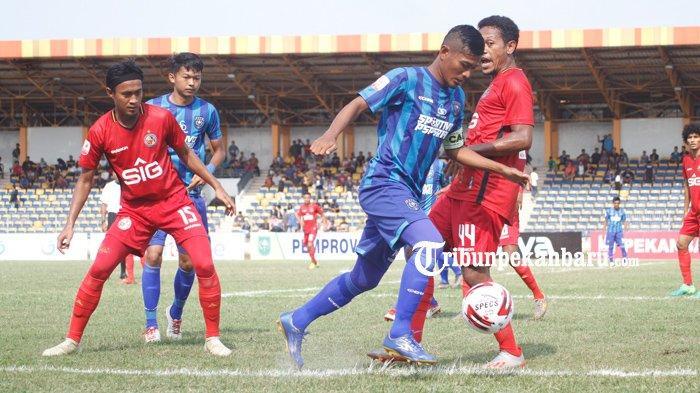 Sriwijaya FC vs Semen Padang, Imbang dengan PSPS Riau, Kabau Sirah Target Tiga Angka di Laga Kedua