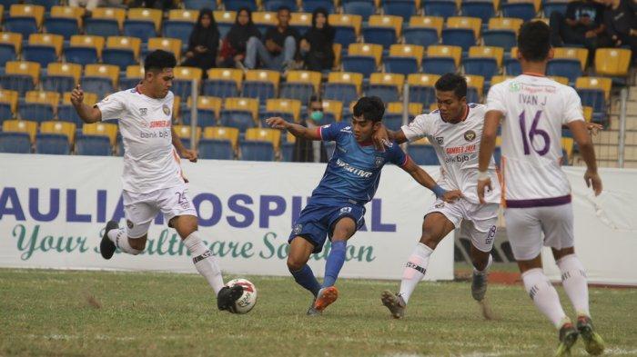Liga 2 : Derby Riau, KS Tiga Naga vs PSPS Riau, The Three Dragons Siap Bungkam Askar Bertuah