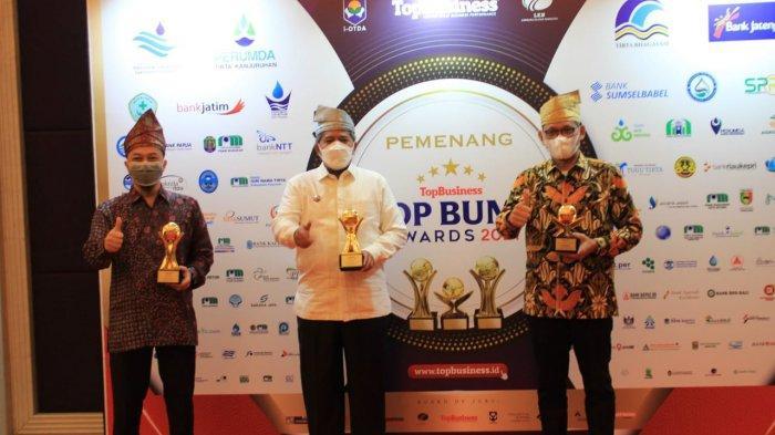 Tetap Produktif di Masa Pandemi, PT BSP Raih 3 Penghargaan