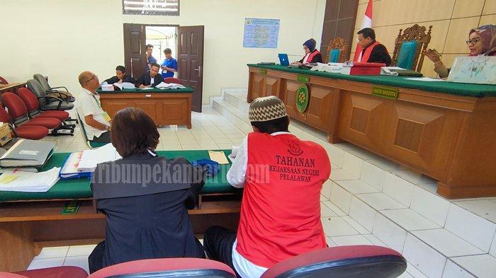 PT SSS Dituntut Pidana Denda Total Rp 60 Miliar lebih dalam Perkara Karhutla di Riau