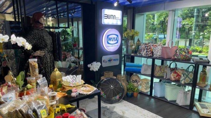 """WIKA Launching """"WIKA Smart Block"""" Platform Digital Dukung Bisnis UMKM Naik Kelas"""