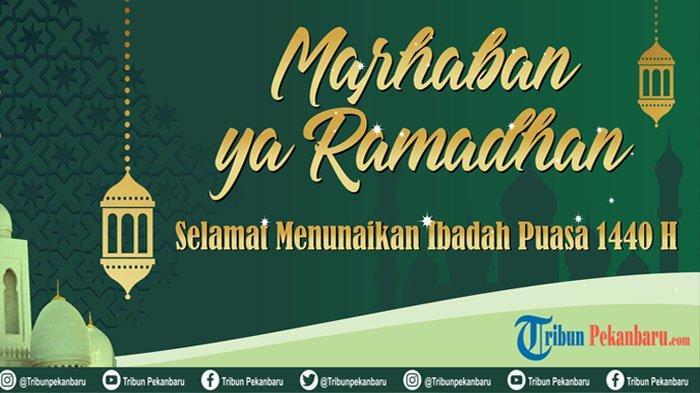 Jadwal Imsakiyah untuk Wilayah Provinsi Riau 10 Mei 2019/5 Ramadan 1440 H
