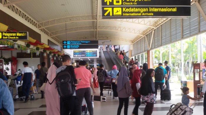Hari Ini Puncak Arus Bandara alik di SSK II Pekanbaru
