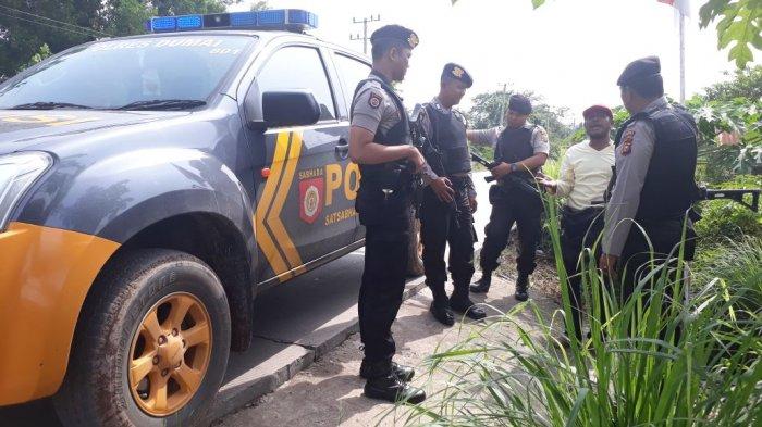 Kedapatan Lakukan Pungli, Pengangguran PasrahDigelandang Polisi