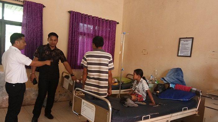 Sempat dihentikan, Pelayanan Poli Umum Puskesmas Lubuk Muda di Kabupaten Bengkalis Kembali Berjalan
