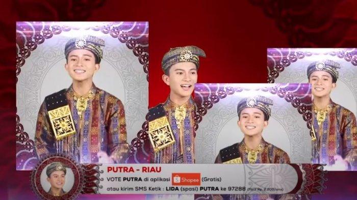 Putra asal Riau tampil di Top 42  LIDA 2021,